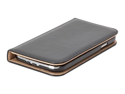 Griffin Midtown Wallet Bi-fold Carrying Case for Galaxy S4, Black