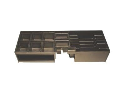 APG Flip Top Till & Cover Kit, VPK-15FTC-01-BX, 31175090, Cash Drawers