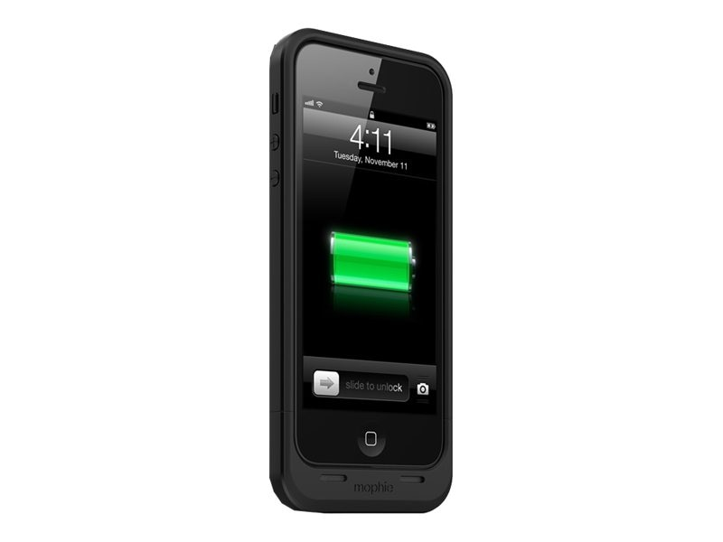 Juice Pack Air 1700mAh for Apple iPhone 5 5s, Black, 2105_JPA-IP5-BLK