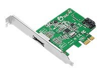 Siig 2-Channel PCI SATA 6Gb s Dual Profile Controller, SC-SA0N11-S1, 13517703, Storage Controllers