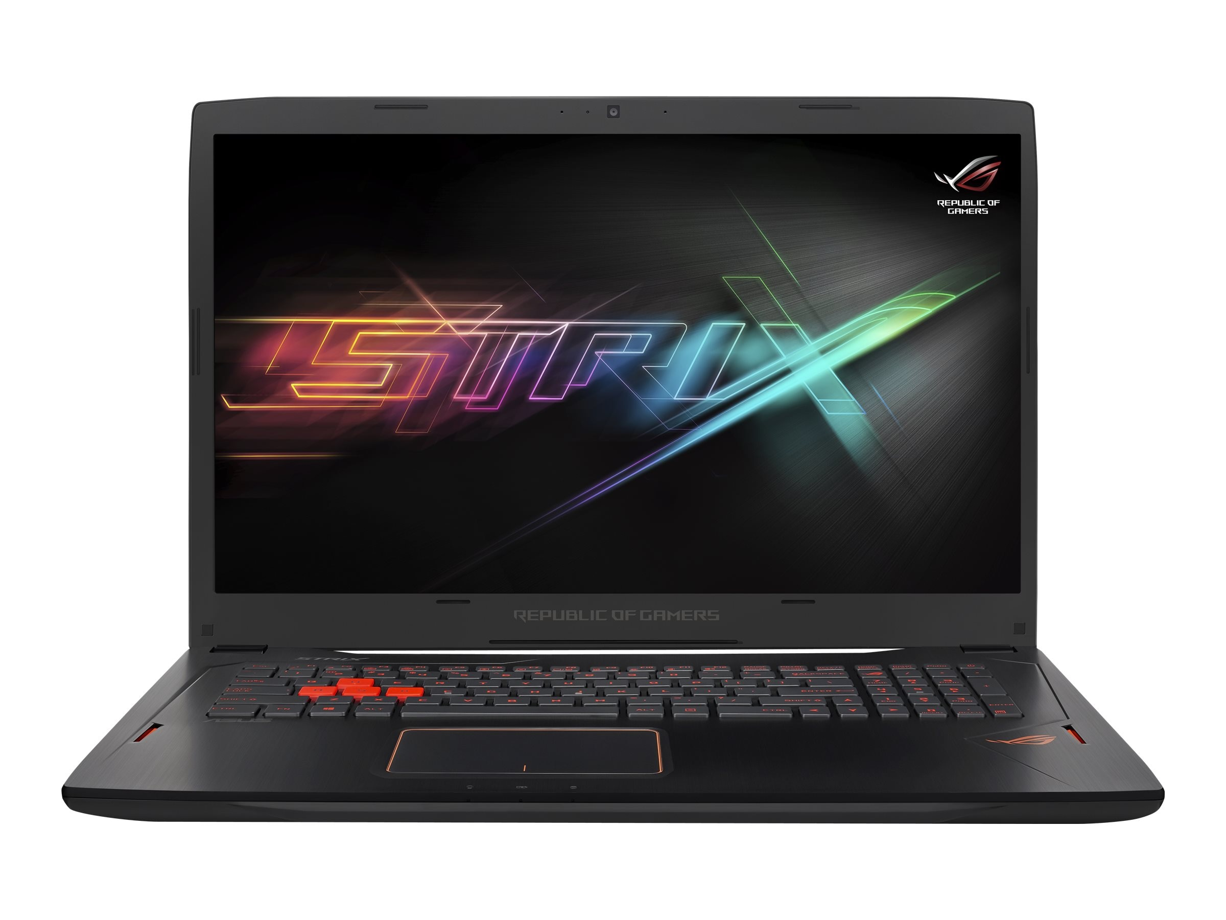 Asus GL702VM-DB74 Core i7-6700HQ 2.6GHz 16GB 256GB 17.3 W10, GL702VM-DB74