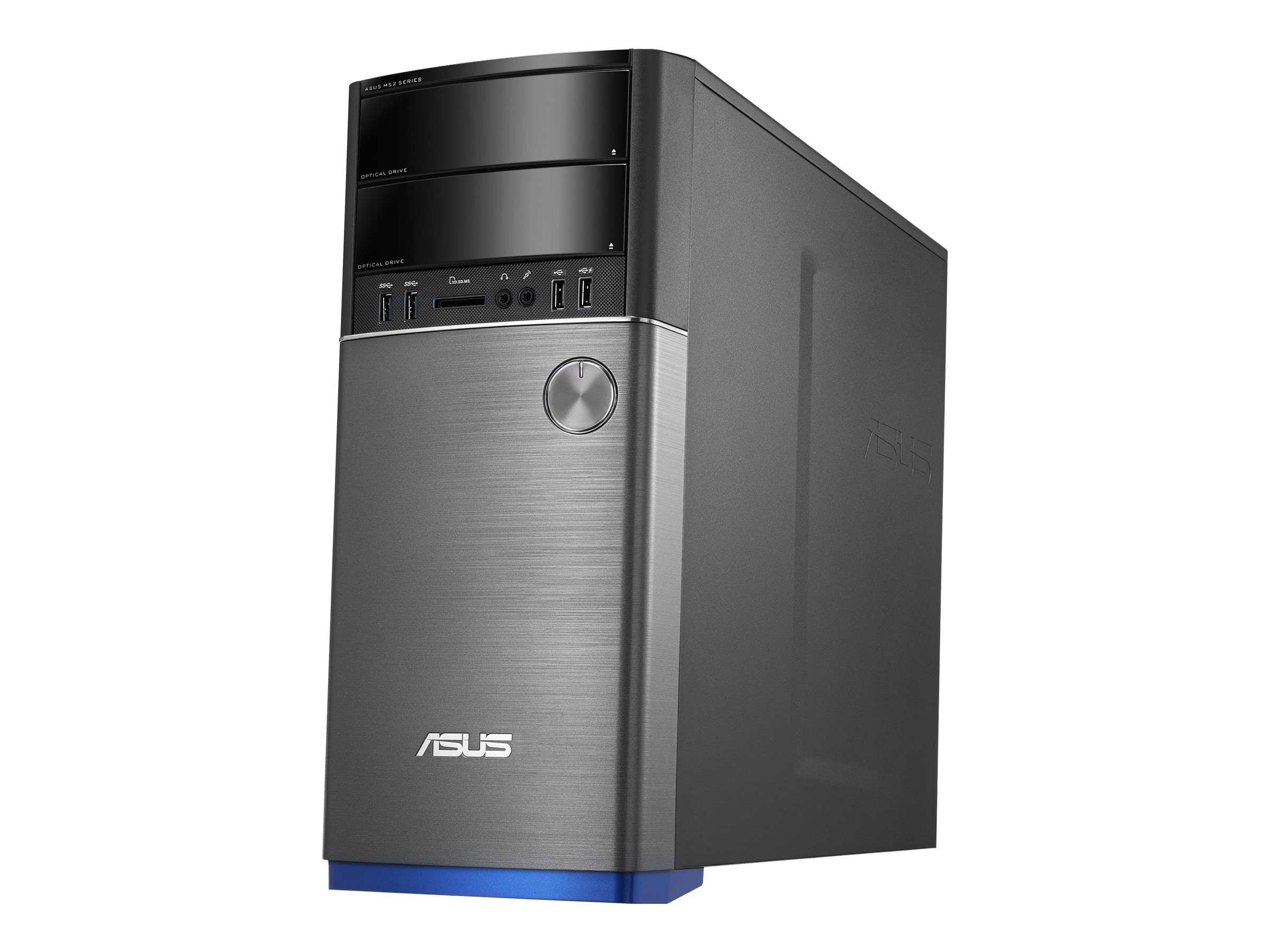 Asus M52BC-US003S Tower FX-8300 3.3GHz 8GB 2TB DVD-RW W8, M52BC-US003S, 17989821, Desktops