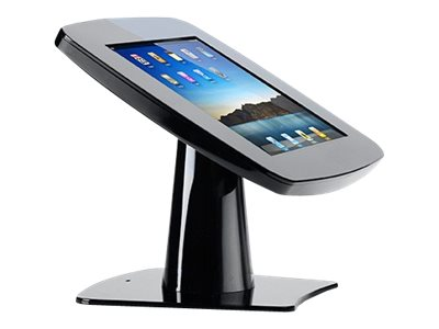 Tryten Base Plate for iPad Kiosk, Black, T2032B