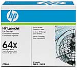 HP 64X (CC364X) High Yield Black Original LaserJet Toner Cartridges (10-pack), CC364X/10PK, 13540487, Toner and Imaging Components