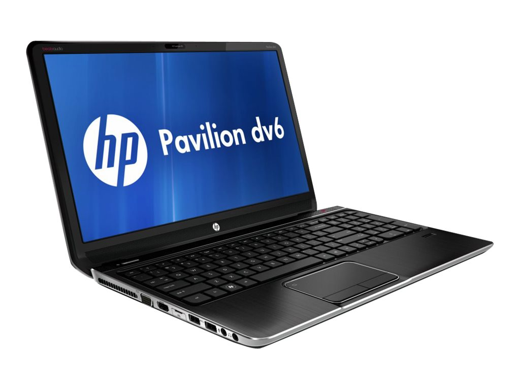 HP Pavilion DV6-7114nr : 2.1GHz A8 Series 15.6in display, B5R00UA#ABA