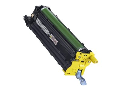 Dell 50000-page Yellow Imaging Drum for H625cdw, H825cdw & S2825cdn Printers (593-BBPI), 16C0Y, 30827076, Toner and Imaging Components