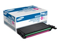 Samsung Magenta Toner Cartridge for CLP-620ND, CLP-670ND & CLP-670N Color Laser Printers