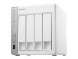 Qnap 4 Bay Personal Cloud NAS, TS-431, 17997337, Network Attached Storage