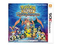 Nintendo Pokemon Super Mystery, 3DS, CTRPBPXE, 30359049, Video Games
