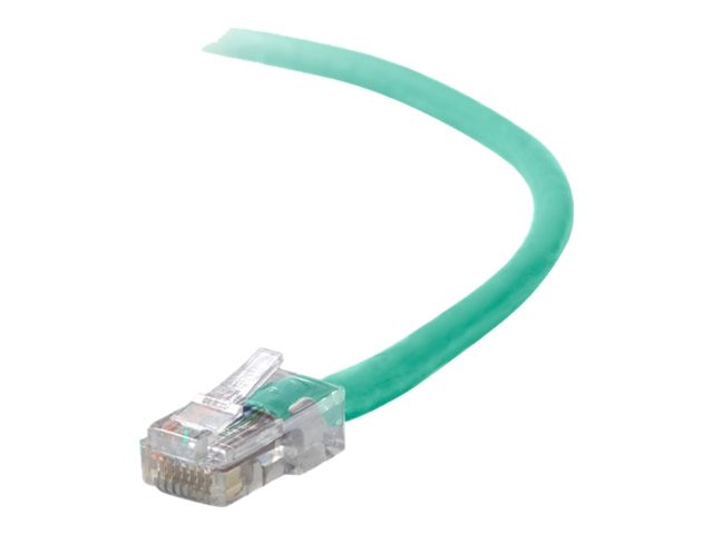 Belkin CAT6 24AWG UTP Patch Cable, Green, 6ft, A3L980-04-GRN
