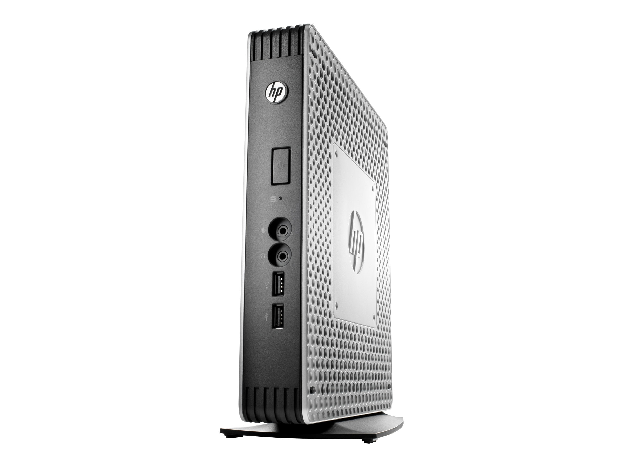 Open Box HP t610 Flexible Thin Client AMD 1.65GHz 4GB 16GB GNIC WES7, B8D11AA#ABA, 30939975, Thin Client Hardware