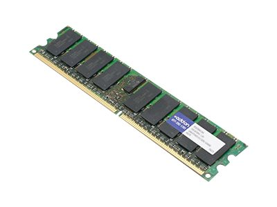 ACP-EP 2GB PC2-5300 240-pin DDR3 SDRAM UDIMM for HP