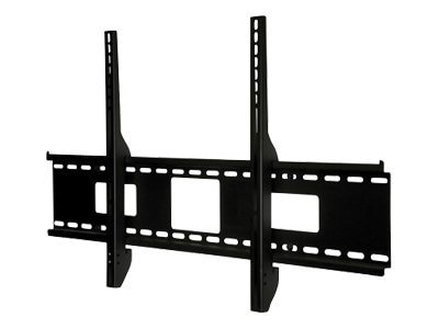 Peerless SmartMount Universal Flat Wall Mount For 46-90 Displays, Black