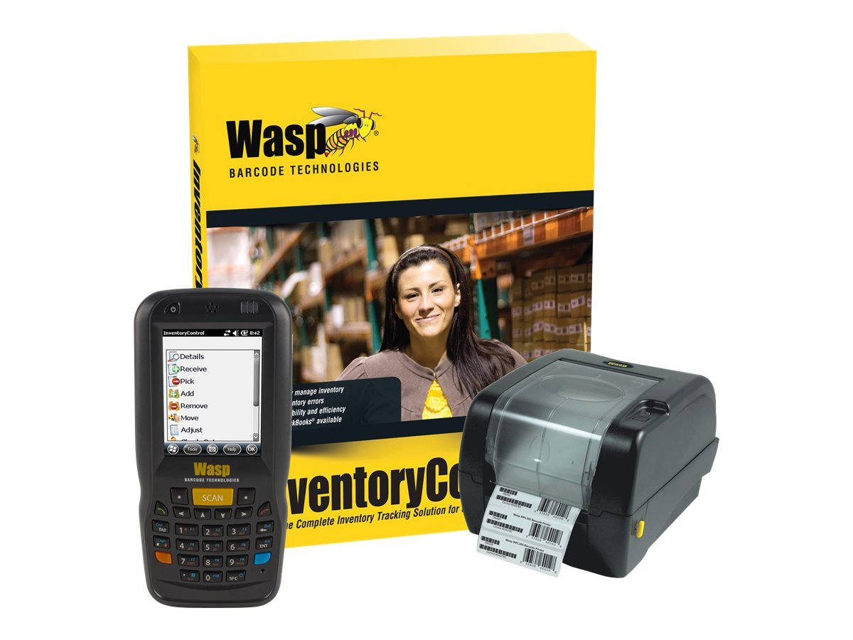 Wasp Inventory Control Standard w  DT60 & WPL305