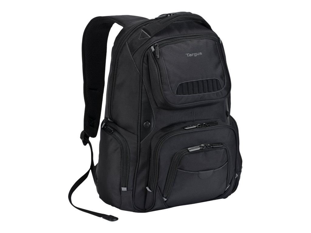 Targus 16 Legend IQ Backpack, Black, TSB705US, 13503301, Carrying Cases - Notebook