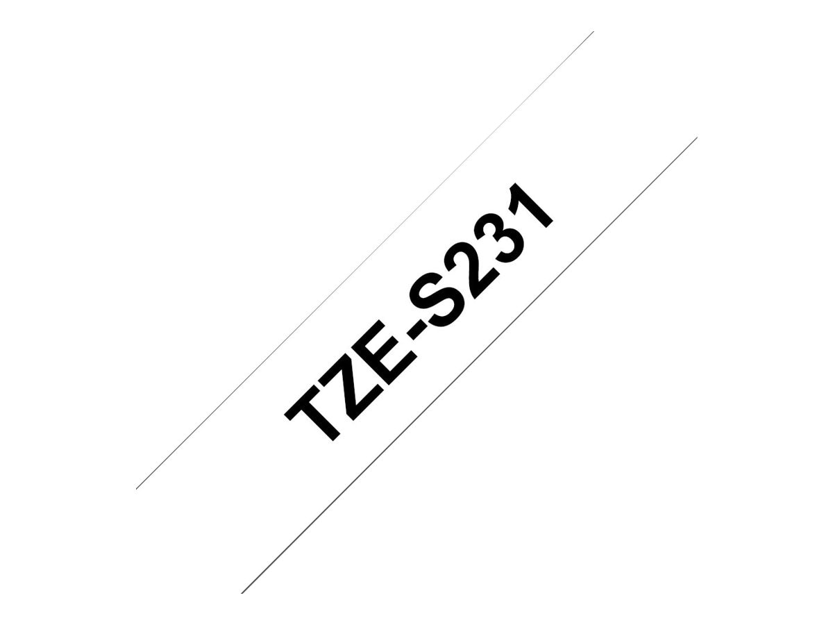 Brother TZE-S231 Image 3