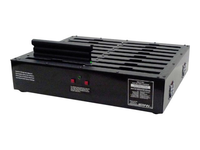 Datamation Multi-Bay Battery Charger for Select ThinkPad Notebooks, DS-16BY-BC-55++, 12412352, Battery Chargers