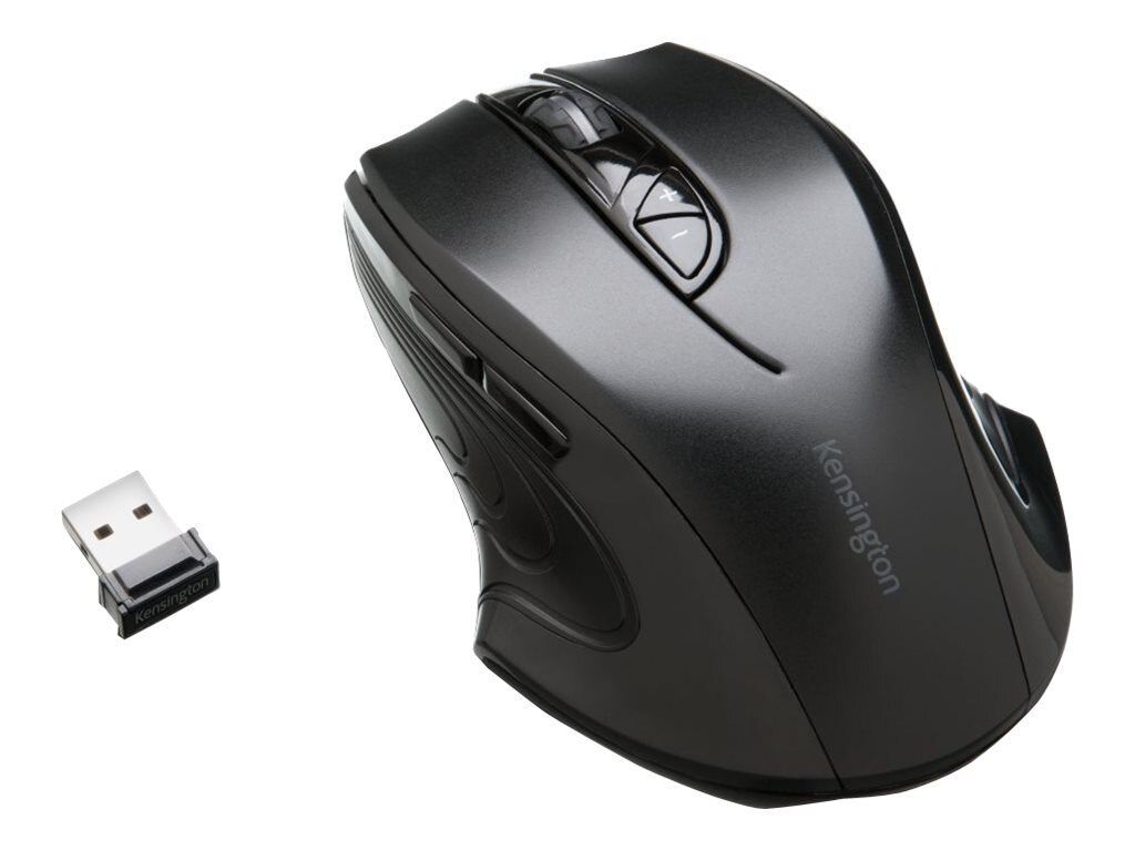 Kensington MP230L Performance Mouse, Black, K72453WW
