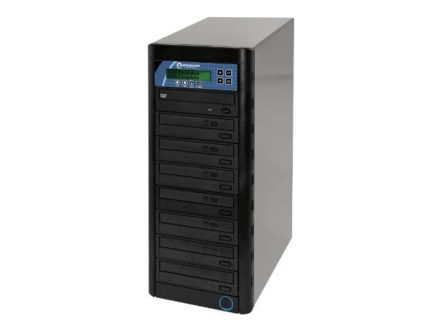 Microboards Premium Pro DVD CD Tower Copier (7-Recorders), DVD PRM PRO-716, 6158360, Disc Duplicators