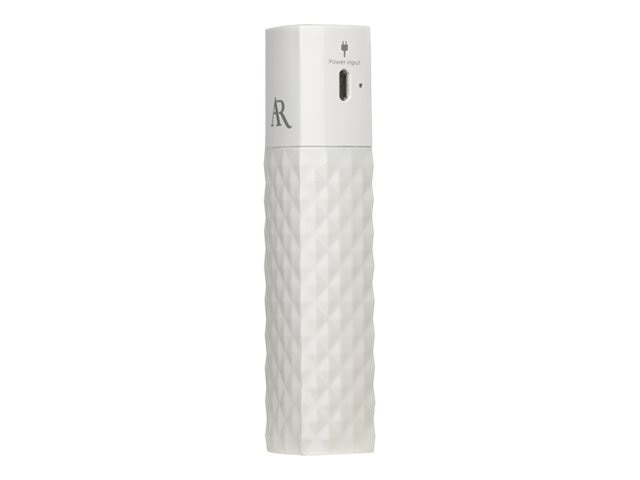 Audiovox AR 2200mAh ZipStick Powerbank w  LED Flashlight, White Diamond, PB22FLTWH, 30930920, Batteries - Other