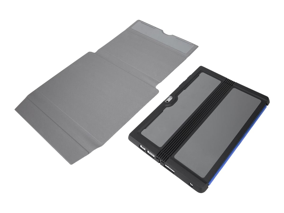 Targus Protective Folio Wrap Case for MS Surface 10.8, Black, THZ617GL, 30567817, Carrying Cases - Tablets & eReaders