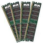 Edge 4GB DIMM Kit for Select Sun Fire and Netra Series, PE202460, 8544344, Memory