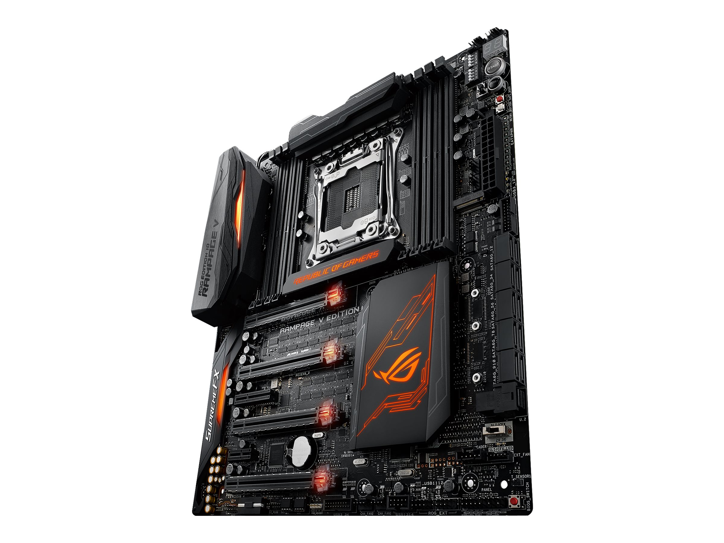 Asus RAMPAGE V EDITION 10 Image 2