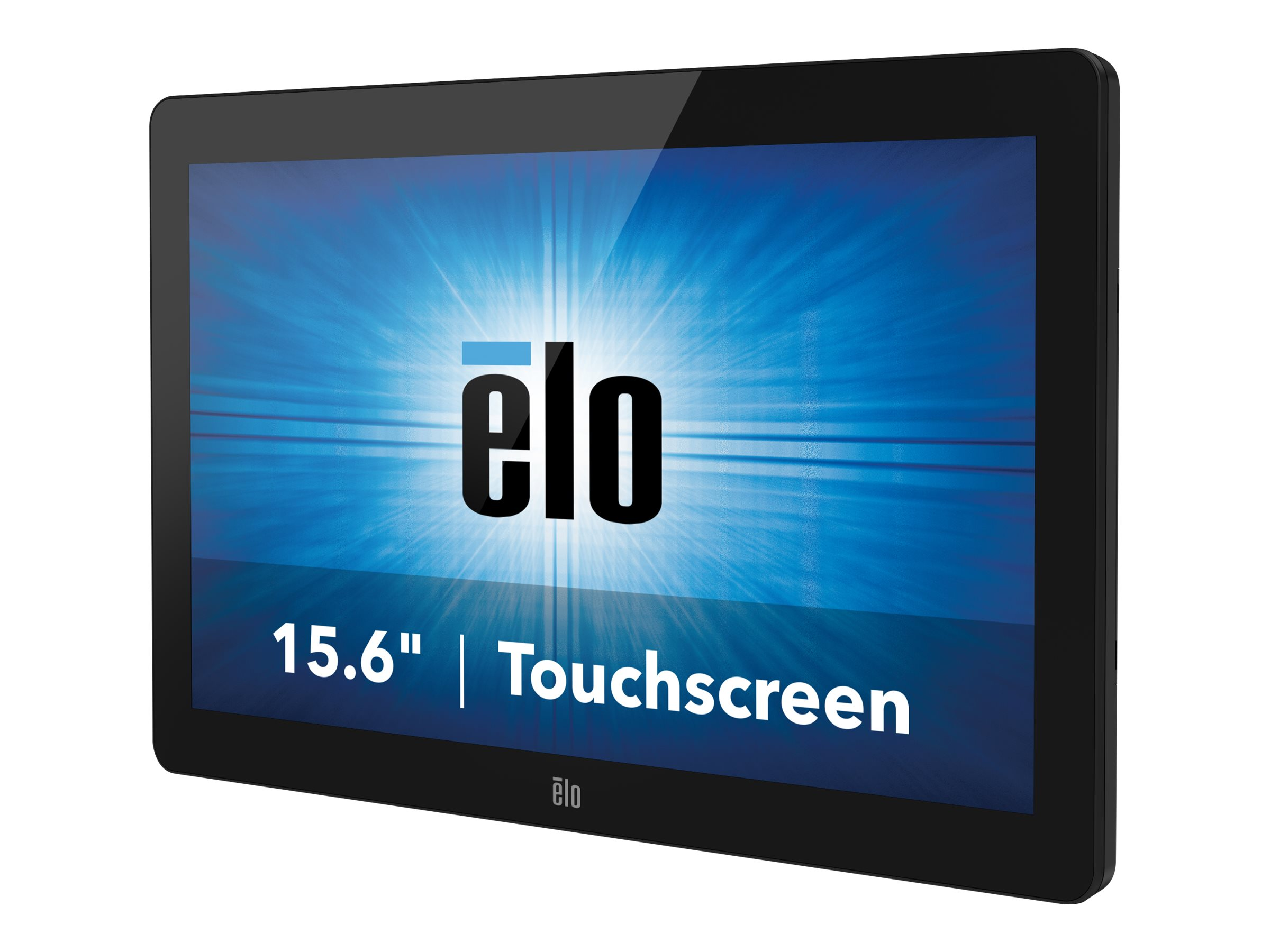 ELO Touch Solutions 15.6 1502L LED-LCD Touchscreen Monitor, Black, E318746
