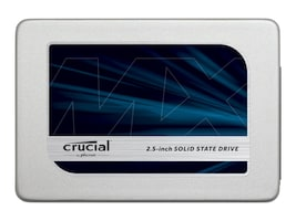 Crucial 275GB MX300 2.5 Internal SSD (256GB Class SSD), CT275MX300SSD1, 32396396, Solid State Drives - Internal