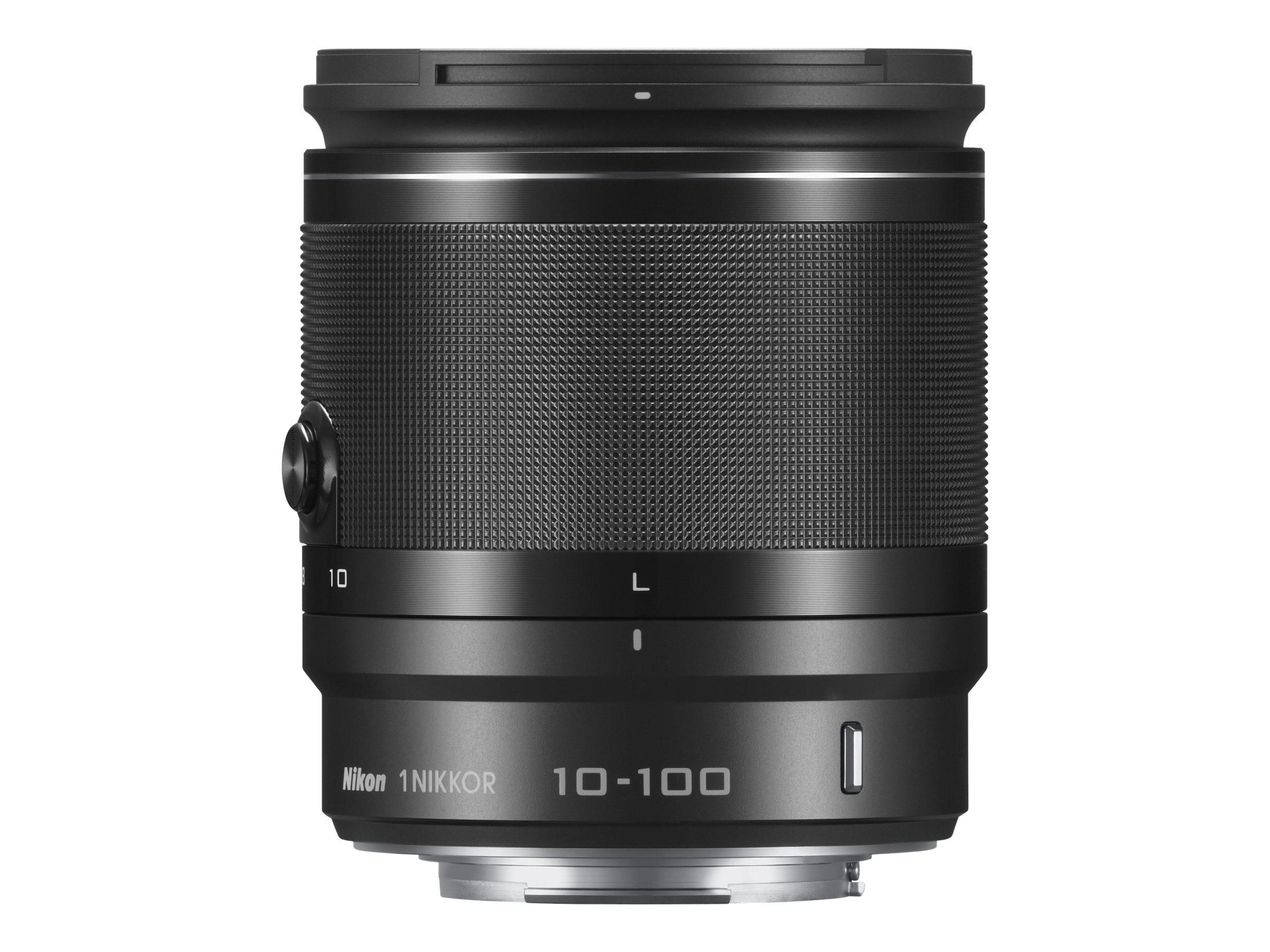 Nikon Nikkor 10-100mm f 4.0-5.6 VR Lens, Black, 3326, 15256711, Camera & Camcorder Lenses & Filters