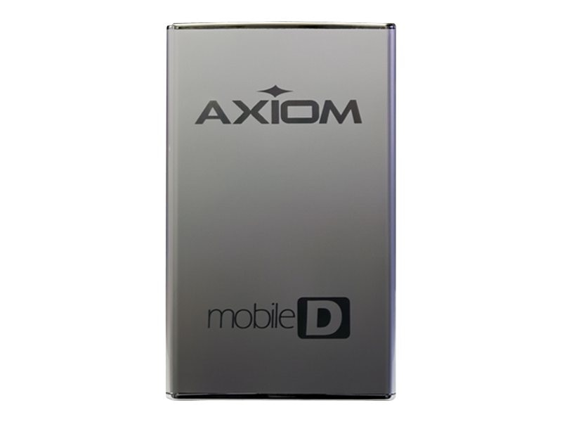 Axiom 1TB USB 3.0 7.2K RPM Portable Hard Drive