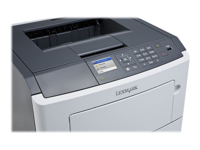 Lexmark MS610dn Monochrome Laser Printer (TAA Compliant), 35ST400