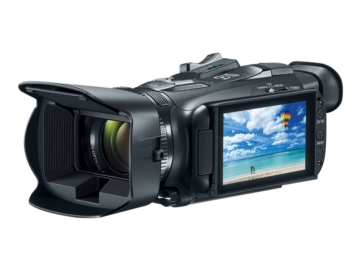 Canon VIXIA HF G40 Full HD Camcorder, Black