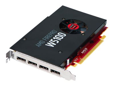 NEC AMD FirePro W5100 PCIe 3.0 x16 Graphics Card, 4GB GDDR5