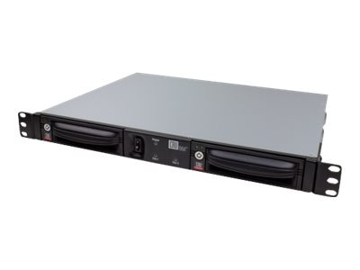 CRU RAX211-SJ Enclosure, 40600-0430-0000, 15039194, Hard Drive Enclosures - Multiple