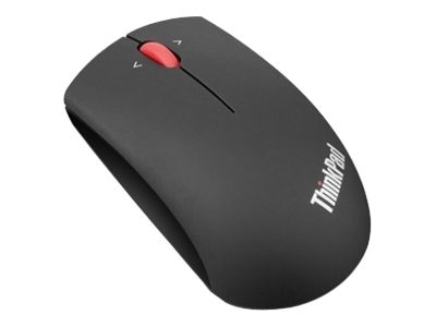 Lenovo ThinkPad Precision Wireless Mouse, Midnight Black, 0B47163, 15670429, Mice & Cursor Control Devices