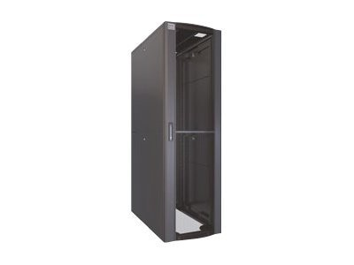 Liebert Server Cabinet 48U x 600mm x 1200mm, Incl Casters, Rack PDU Brackets, F8612, 13366554, Racks & Cabinets