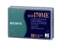 Sony QGD170ME 8MM 170M Data Cartridge, QGD170ME, 42531, Tape Drive Cartridges & Accessories