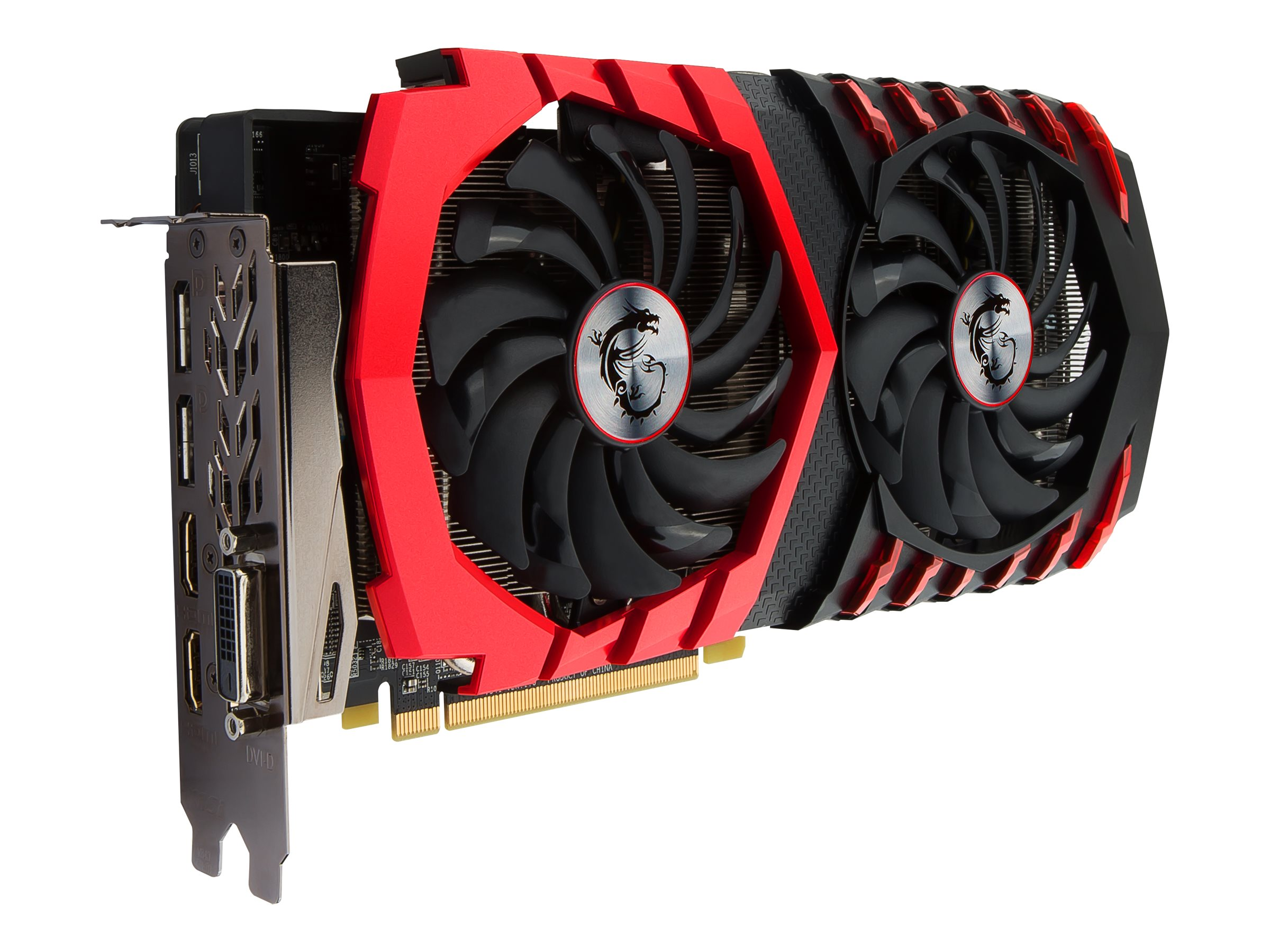 Microstar RX 480 GAMING X 8G Image 2