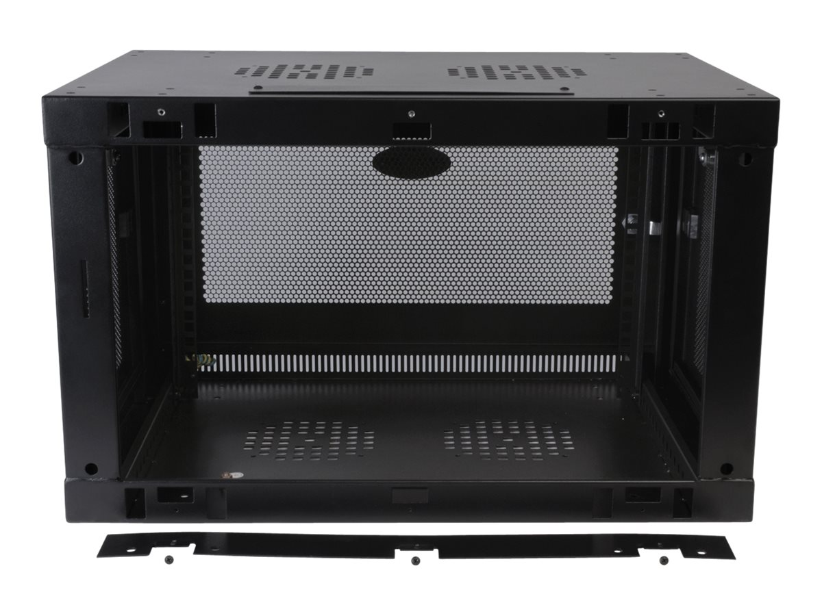 Tripp Lite SmartRack 6U Wall Mount Rack Enclosure Cabinet, Instant Rebate - Save $10, SRW6U