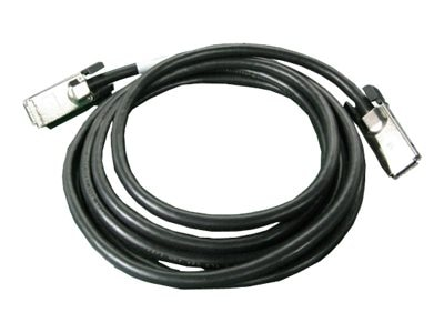 Dell Stacking Cable for N2024, N2024P, N2048, N2048P, N3024, N3024F, N3024P, N3048, N3048P, 10ft, 470-AAPX, 30926242, Cables