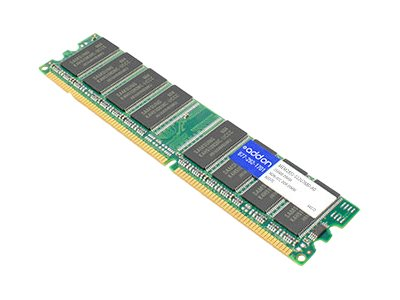 ACP-EP 256MB PC2700 184-pin DDR SDRAM DIMM for 2800 Series Integrated Router, MEM2851-512U768D-AO