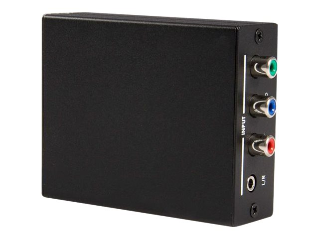 StarTech.com Component Video with Audio to HDMI Converter, CPNTA2HDMI