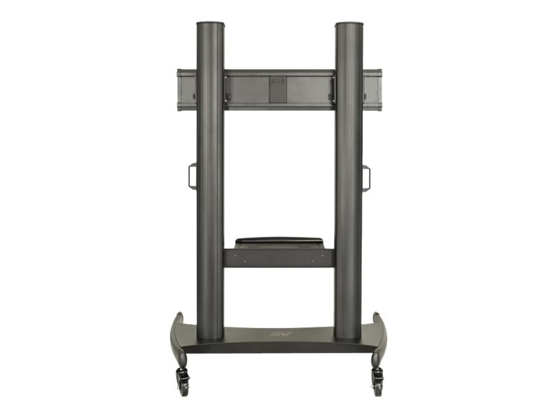 InFocus Deluxe Mobile Cart Mount for Displays up to 80, INA-MCARTDX, 30715621, Stands & Mounts - AV