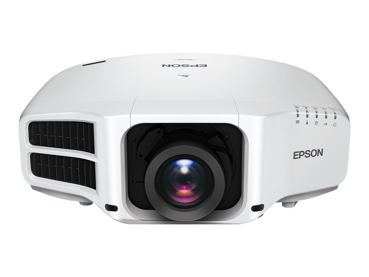 Epson Pro G7100 XGA 3LCD Projector with Standard Lens, 6500 Lumens, White, V11H754020