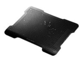 Cooler Master NotePal X-Lite II Slim Laptop Cooling Pad, Black, R9-NBC-XL2K-GP, 28826875, Cooling Systems/Fans