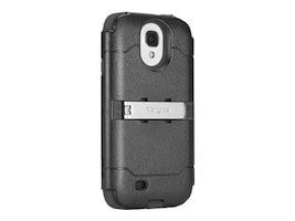 Targus SafePort Rugged Case for Samsung Galaxy S4, Black, TFD005US, 15799353, Carrying Cases - Phones/PDAs