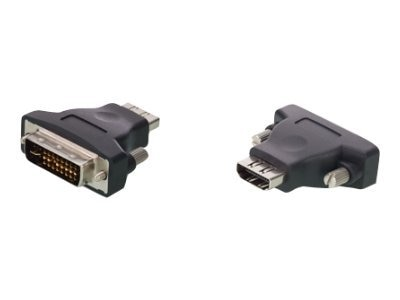 Belkin DVI-I (F) to DVI-D (M) Single Link Adapter, F2E0271-SD, 8022950, Adapters & Port Converters