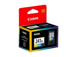 Canon Color CL-241XL Extra Large Ink Cartridge, 5208B001, 13365754, Ink Cartridges & Ink Refill Kits