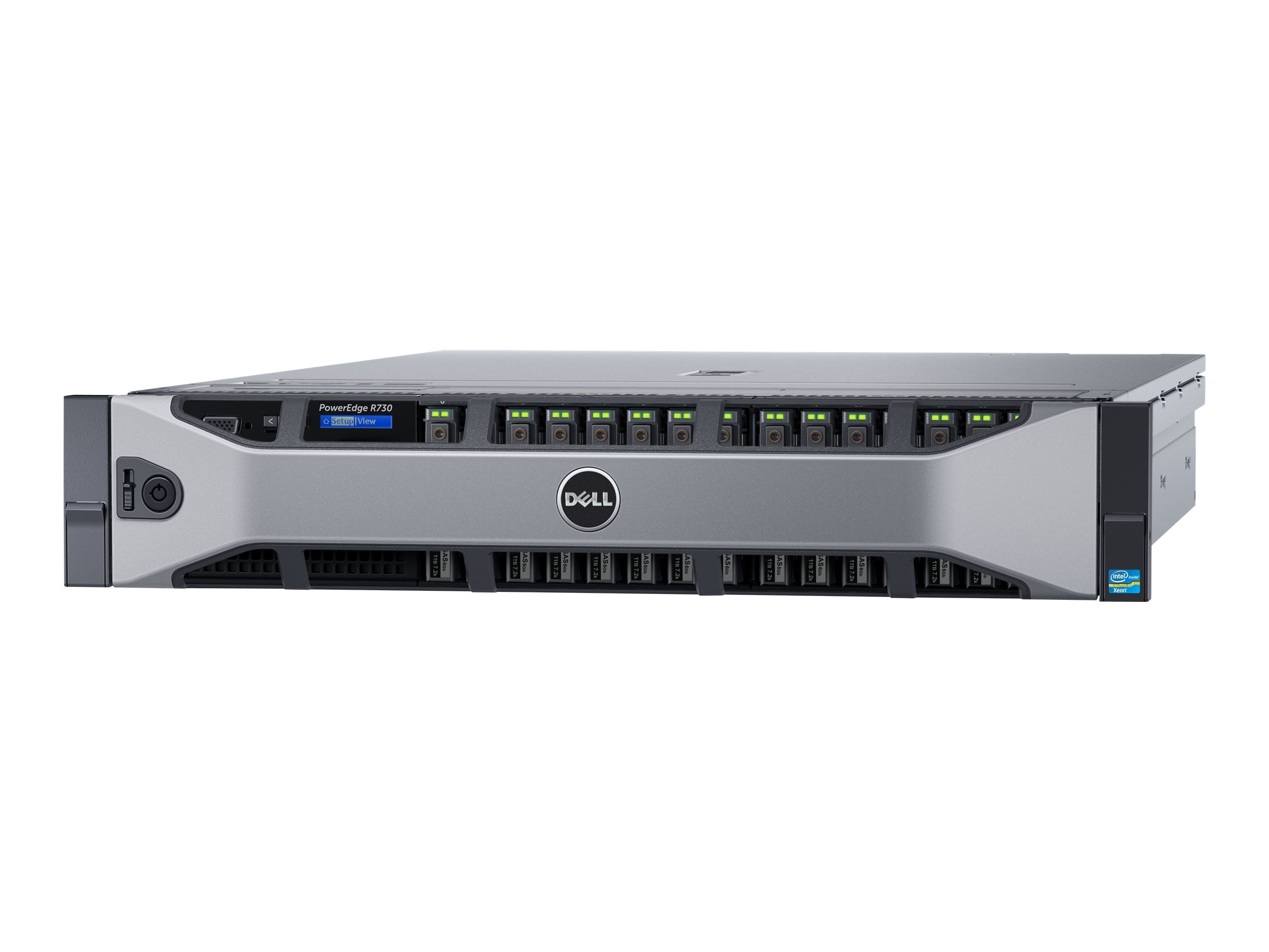 Dell PowerEdge R730 Intel 2GHz Xeon